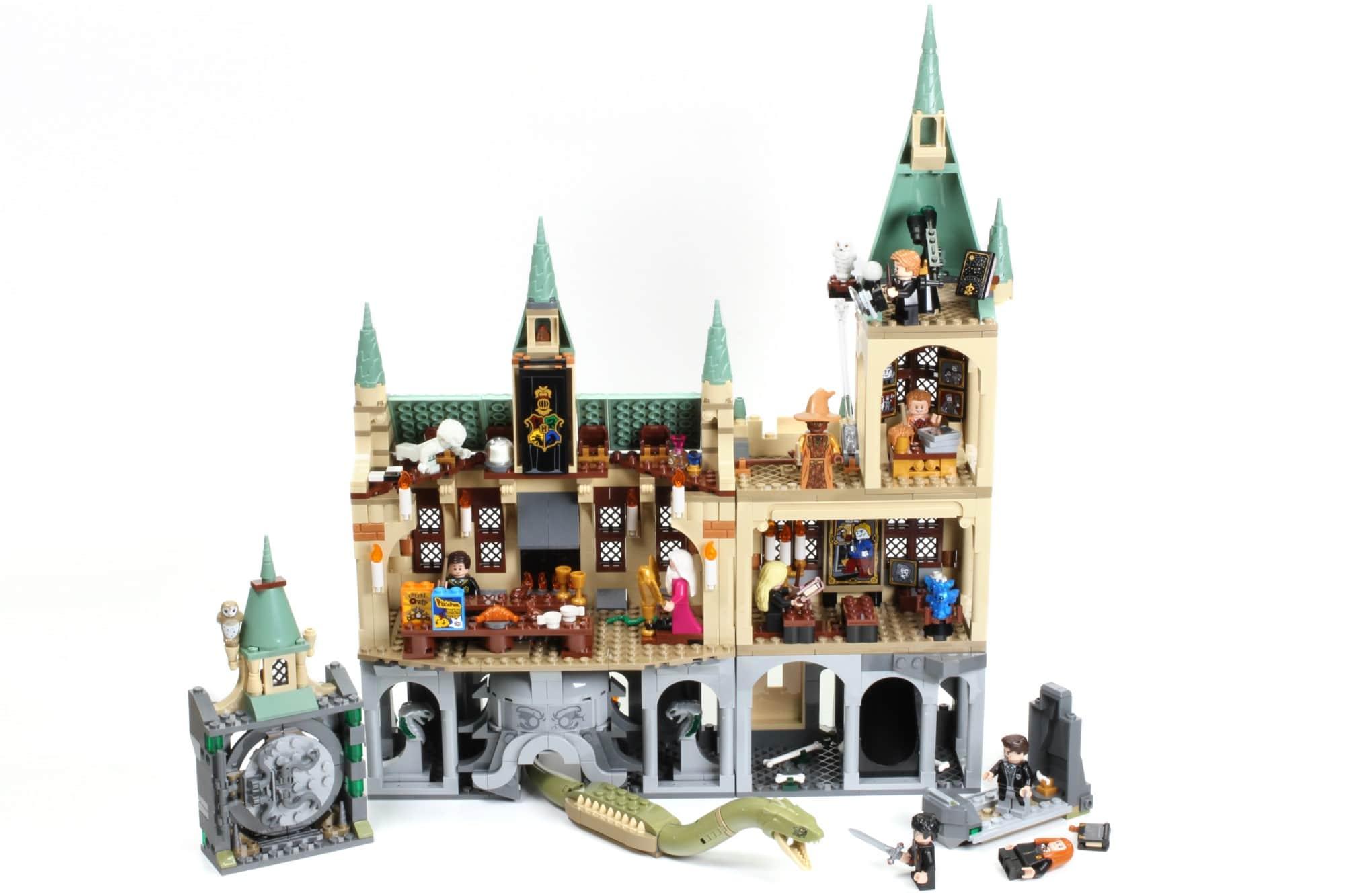 LEGO Harry Potter 76389 Hogwarts Kammer Des Schreckens Schritt 9 13