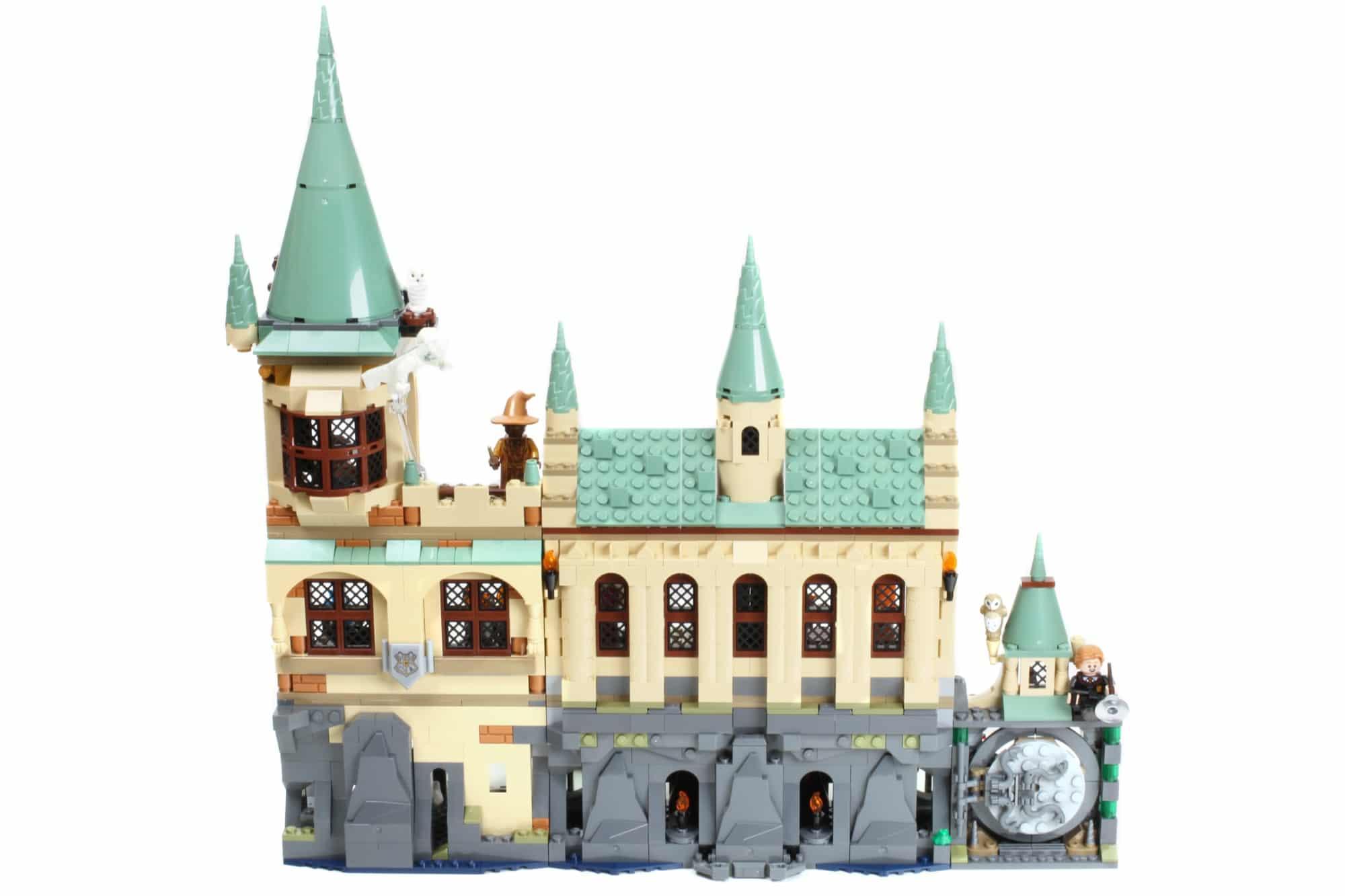 LEGO Harry Potter 76389 Hogwarts Kammer Des Schreckens Schritt 9 14