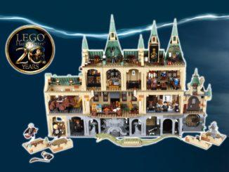 LEGO Harry Potter 76389 Hogwarts Kammer Des Schreckens Titel 2