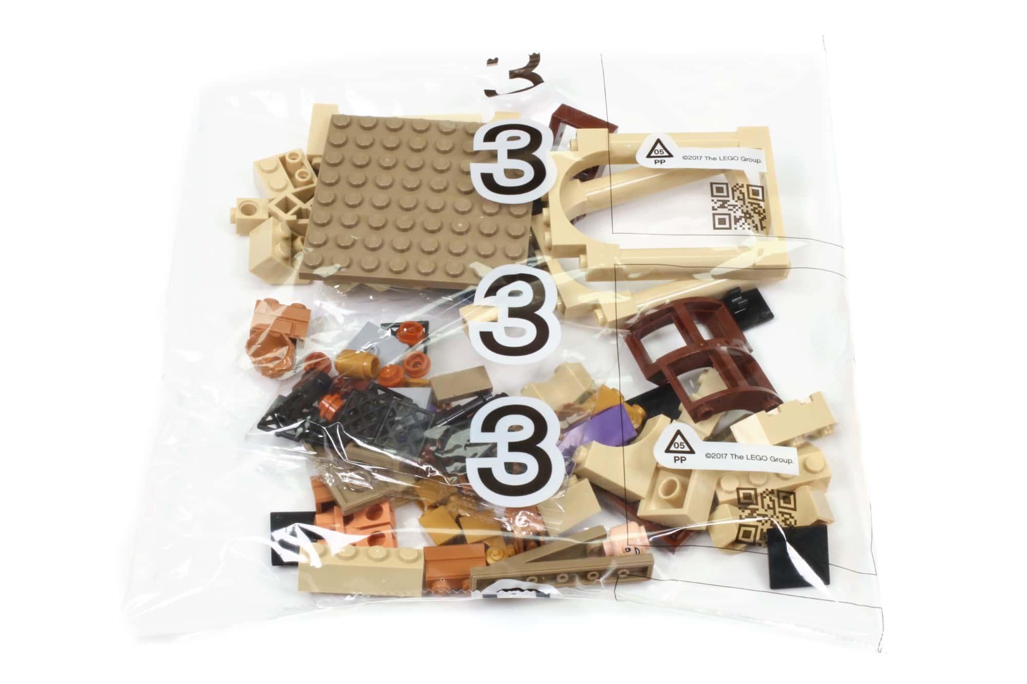 LEGO Harry Potter 76389 Hogwarts Kammer Des Schreckens Tüte 3