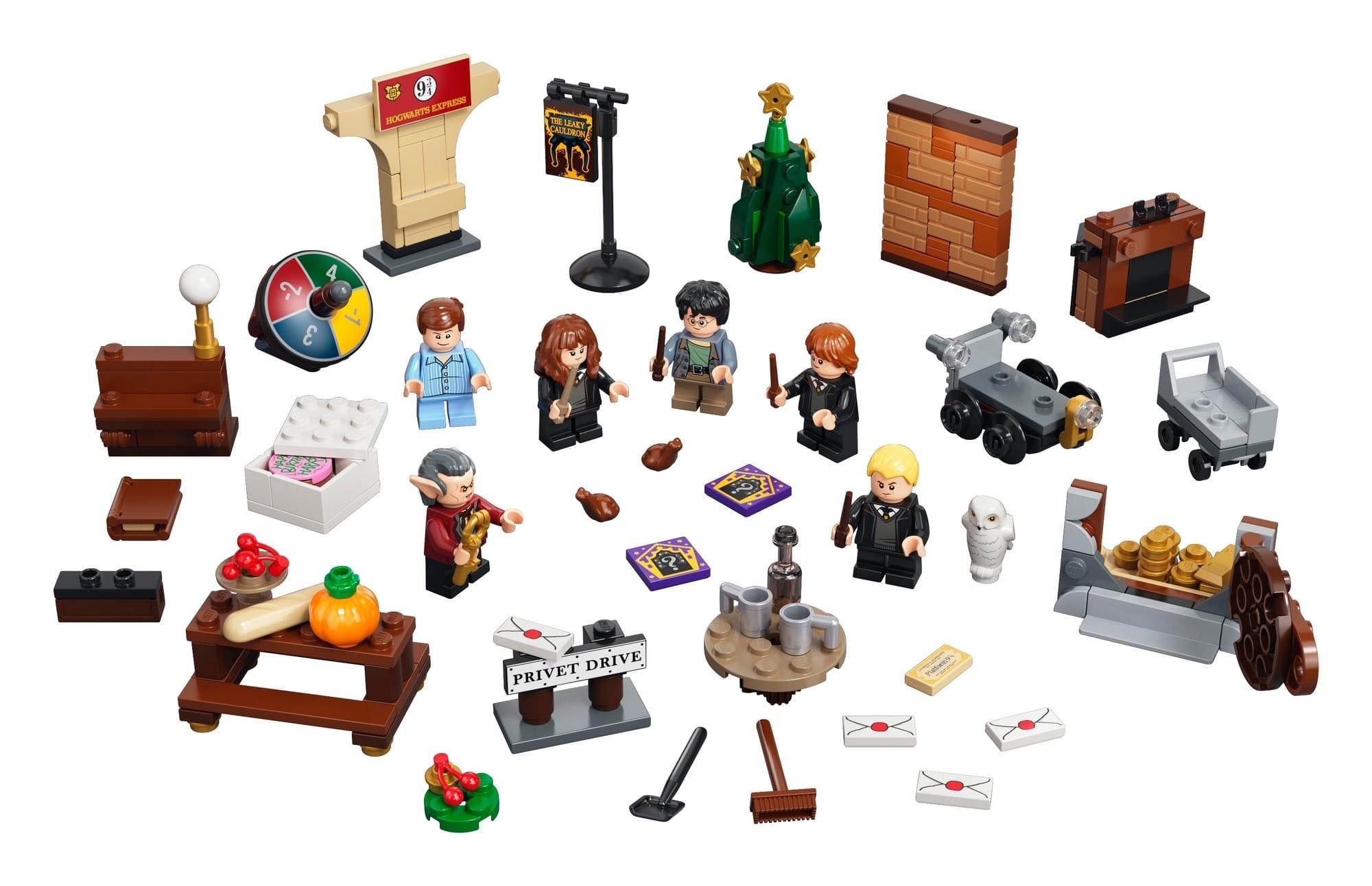 LEGO Harry Potter 76390 LEGO Harry Potter Adventskalender 1