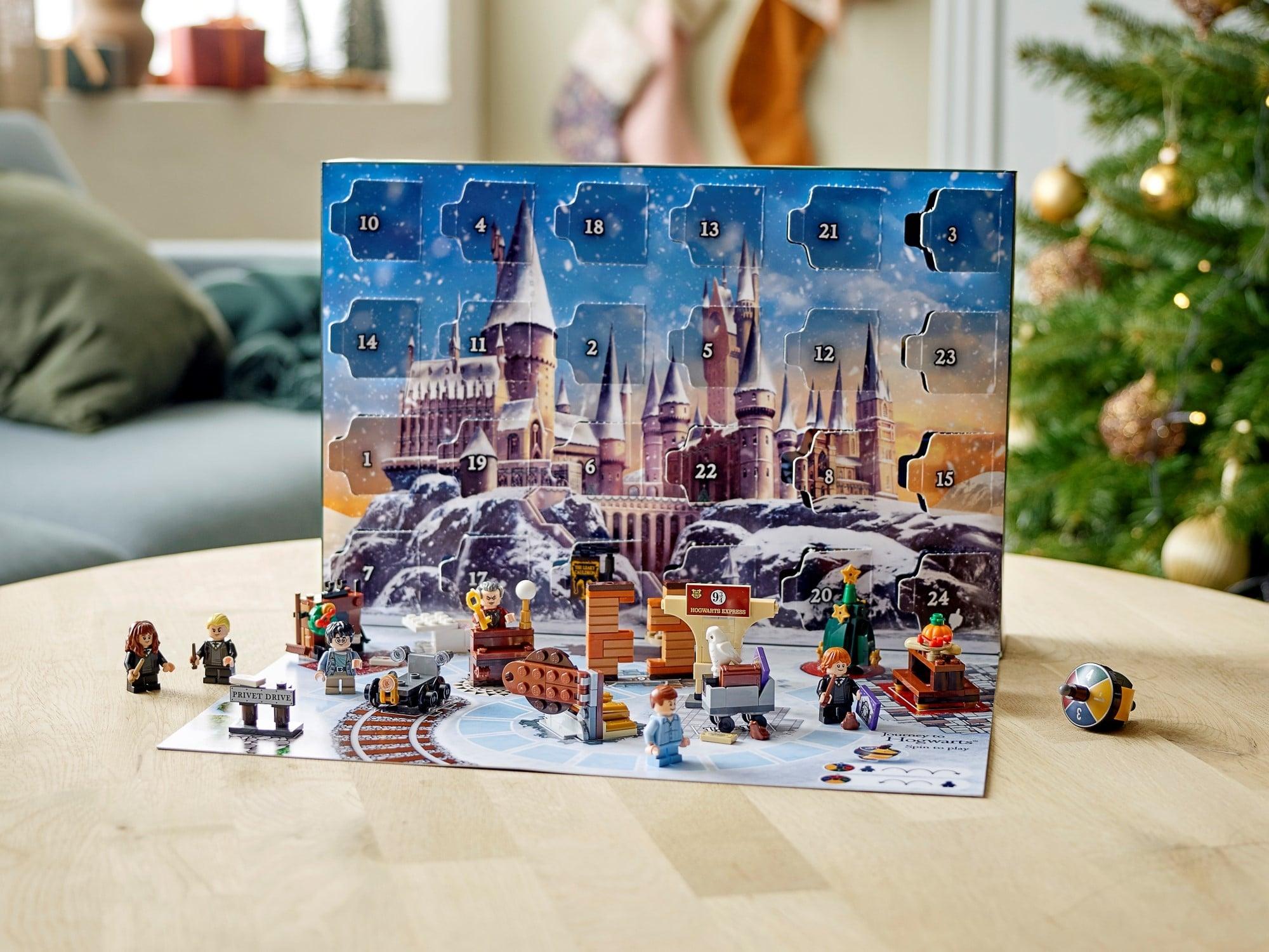 LEGO Harry Potter 76390 LEGO Harry Potter Adventskalender 6