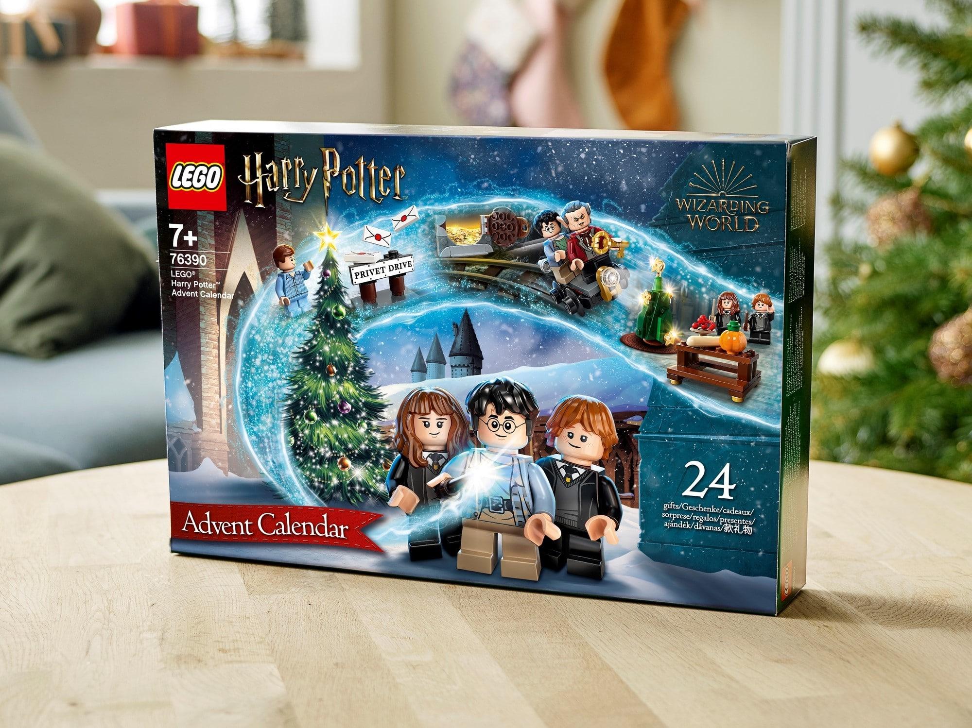 LEGO Harry Potter 76390 LEGO Harry Potter Adventskalender 7