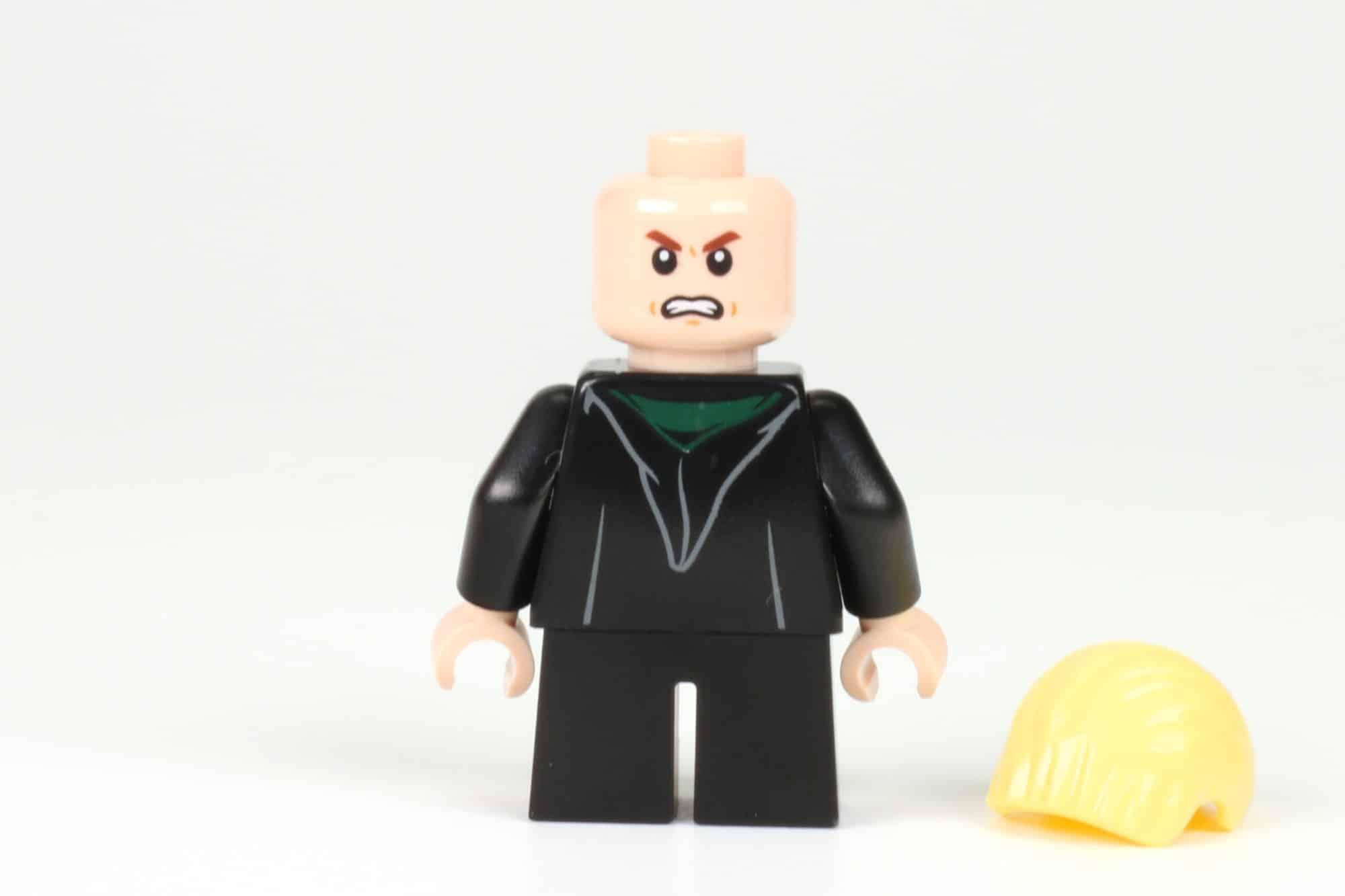 LEGO Harry Potter 76395 Hogwarts Erste Flugstunde Minifiguren 1 2