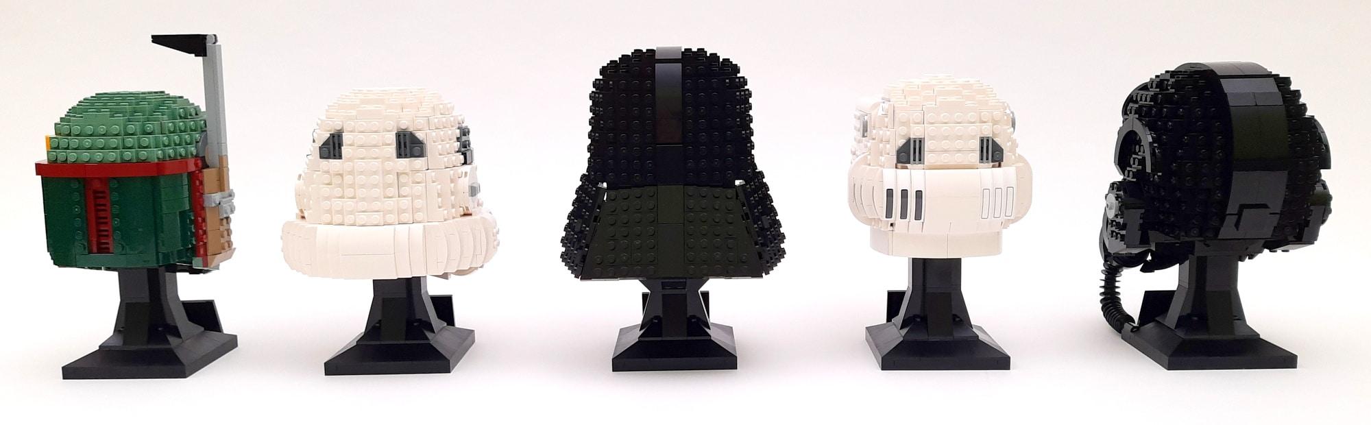 LEGO Helmet Collection 5