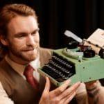 LEGO Ideas 21327 Schreibmaschine 13