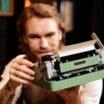 LEGO Ideas 21327 Schreibmaschine 14