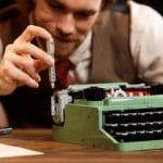 LEGO Ideas 21327 Schreibmaschine 21