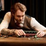 LEGO Ideas 21327 Schreibmaschine 22
