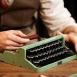 LEGO Ideas 21327 Schreibmaschine 23