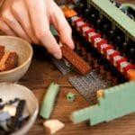LEGO Ideas 21327 Schreibmaschine 24