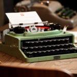 LEGO Ideas 21327 Schreibmaschine 25
