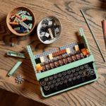 LEGO Ideas 21327 Schreibmaschine 32