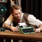 LEGO Ideas 21327 Schreibmaschine 33