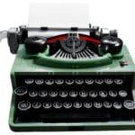 LEGO Ideas 21327 Schreibmaschine 6
