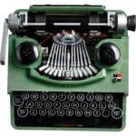 LEGO Ideas 21327 Schreibmaschine 7