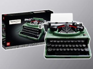 LEGO Ideas 21327 Schreibmaschine Titel 3