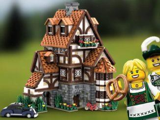 LEGO Ideas German Traditinal Cottage (1) 1