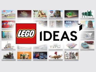 LEGO Ideas Review Phase 3 2020 Ankuendigung