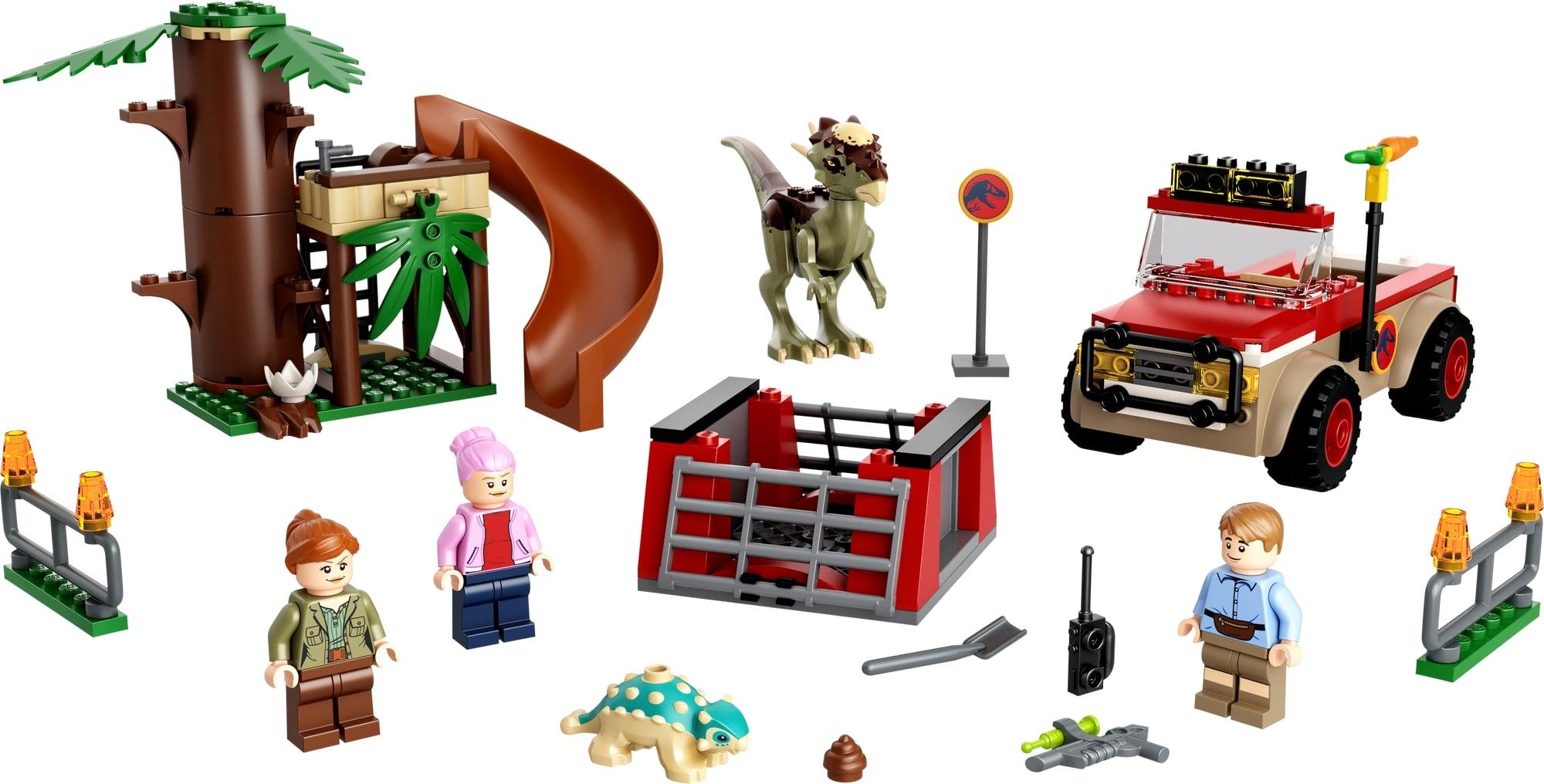 LEGO Jurassic World 76939 Flucht Des Stygimoloch 1