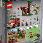 LEGO Jurassic World 76939 Flucht Des Stygimoloch 10