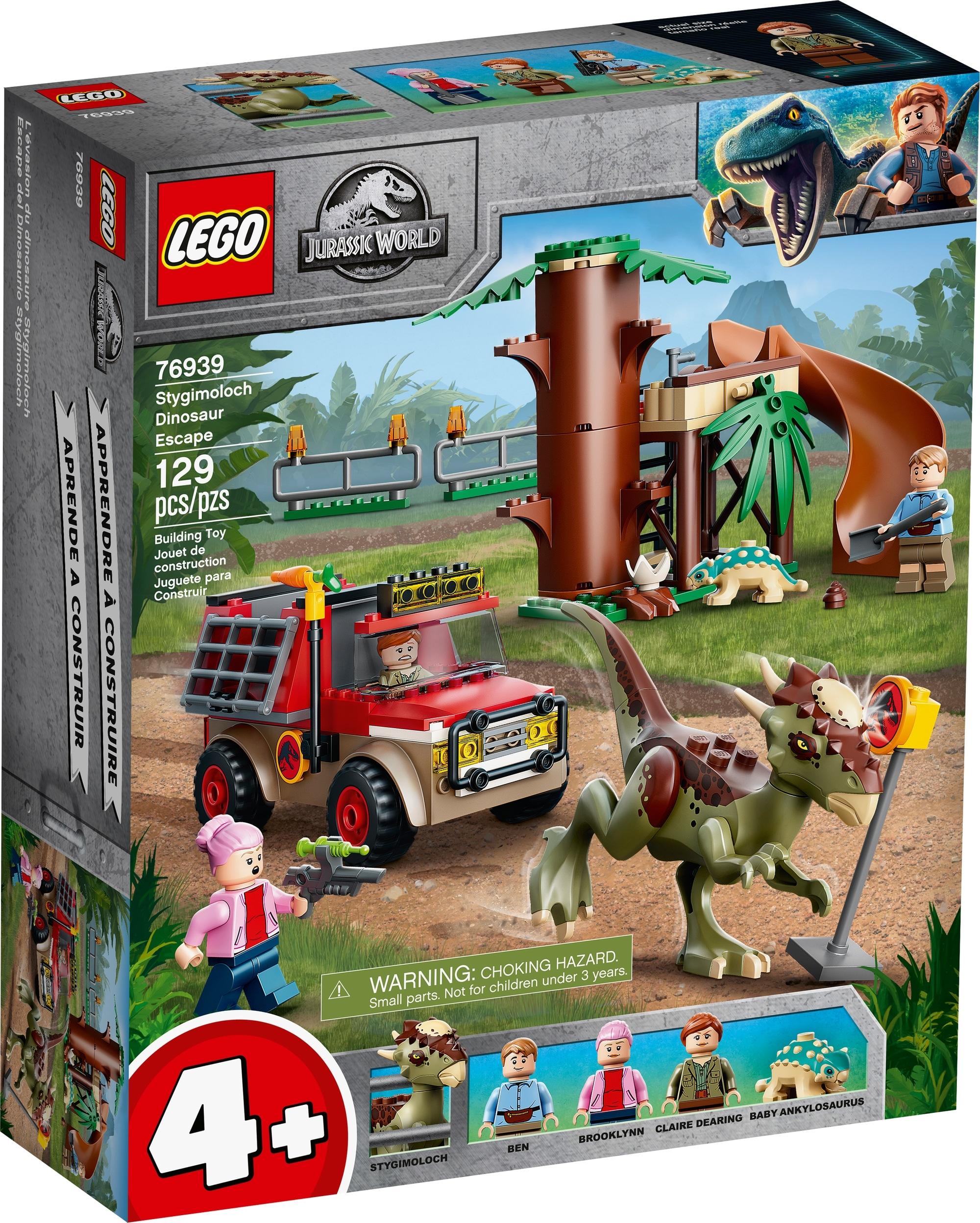 LEGO Jurassic World 76939 Flucht Des Stygimoloch 2
