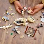 LEGO Jurassic World 76940 T. Rex Skelett In Der Fossilienausstellung 11