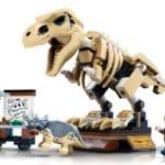 LEGO Jurassic World 76940 T. Rex Skelett In Der Fossilienausstellung 4