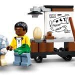 LEGO Jurassic World 76940 T. Rex Skelett In Der Fossilienausstellung 8