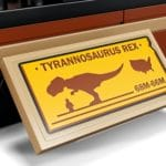 LEGO Jurassic World 76940 T. Rex Skelett In Der Fossilienausstellung 9