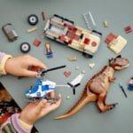 LEGO Jurassic World 76941 Verfolgung Des Carnotaurus 10