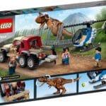 LEGO Jurassic World 76941 Verfolgung Des Carnotaurus 9