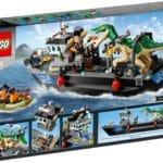 LEGO Jurassic World 76942 Flucht Des Baryonyx 12