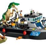 LEGO Jurassic World 76942 Flucht Des Baryonyx 4