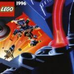 LEGO Katalog 1996 Uk Cover