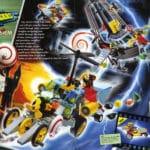 LEGO Katalog 1996 Uk Time Cruisers