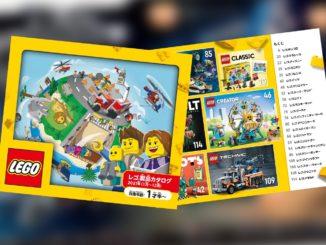 LEGO Katalog 2 Hy 2021 Japan