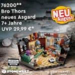 LEGO Marvel 76200 Bro Thor Ig