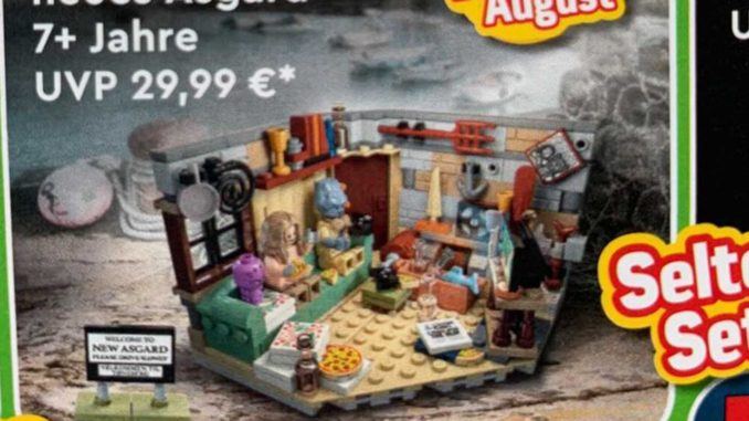 LEGO Marvel 76200 Bro Thor Titel