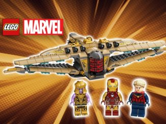 LEGO Marvel 76237 Sanctuary 2 Titelbild
