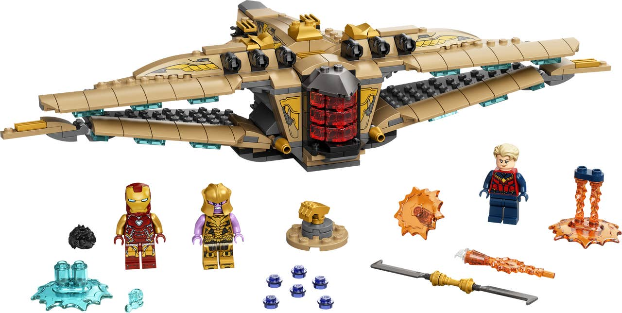 LEGO Marvel 76237 Sanctuary Ii 1