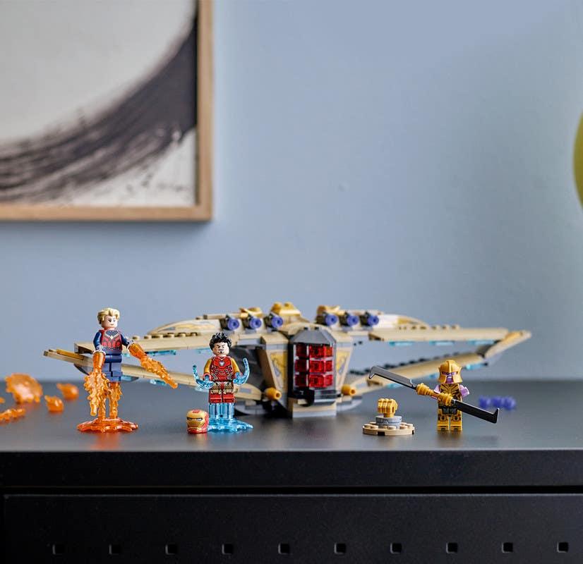 LEGO Marvel 76237 Sanctuary Ii 3