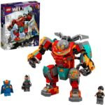 LEGO Marvel What If 76194 Tony Starks Sakaarian Iron Man 2