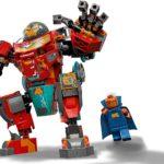 LEGO Marvel What If 76194 Tony Starks Sakaarian Iron Man 3