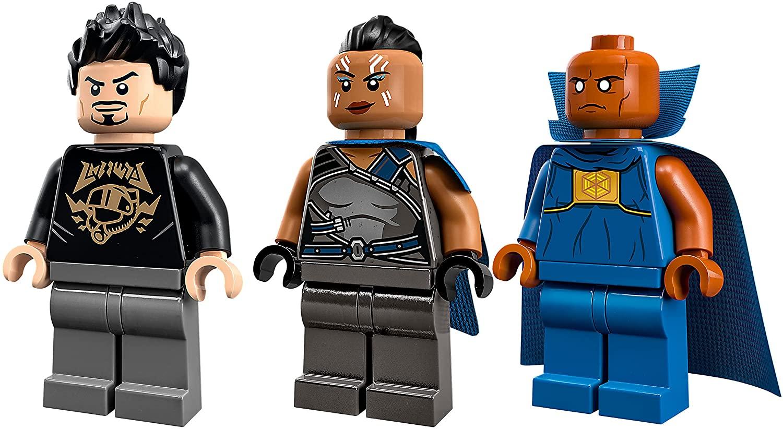LEGO Marvel What If 76194 Tony Starks Sakaarian Iron Man 7