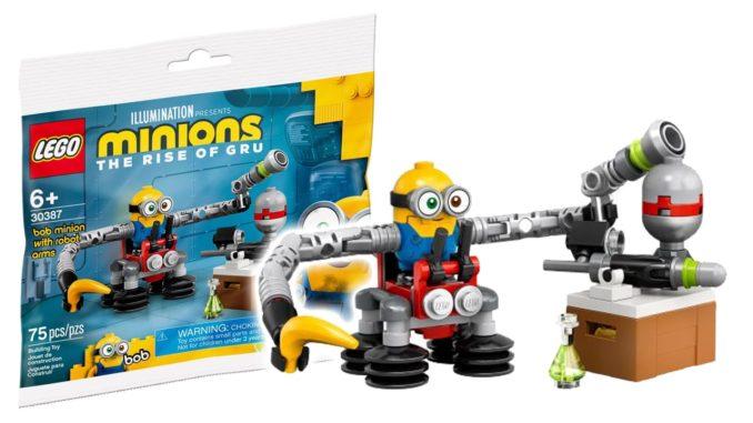 LEGO Minions 30387 Gwp Titel