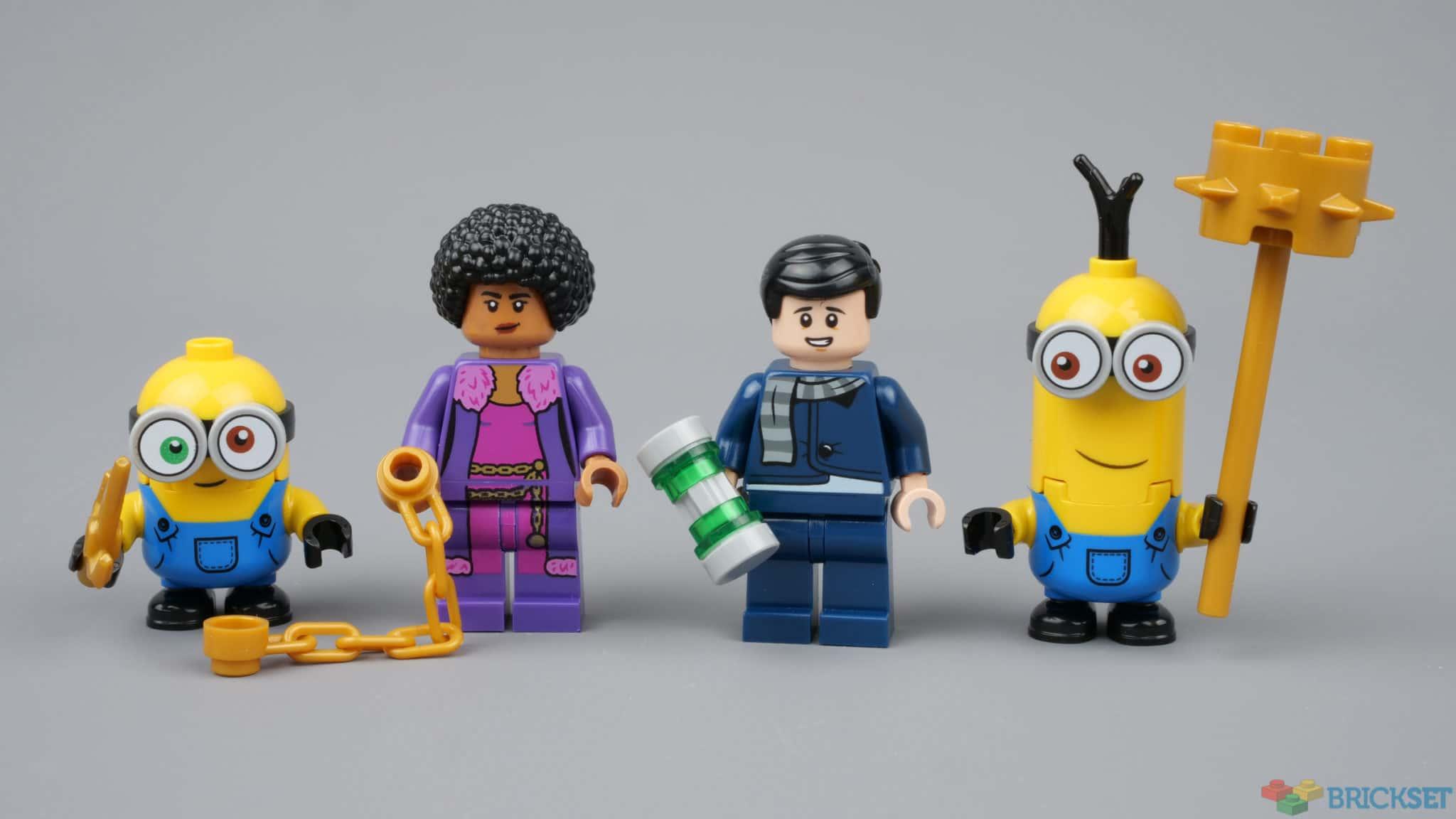 LEGO Minions 40511 Kung Fu Training 2 Brickset