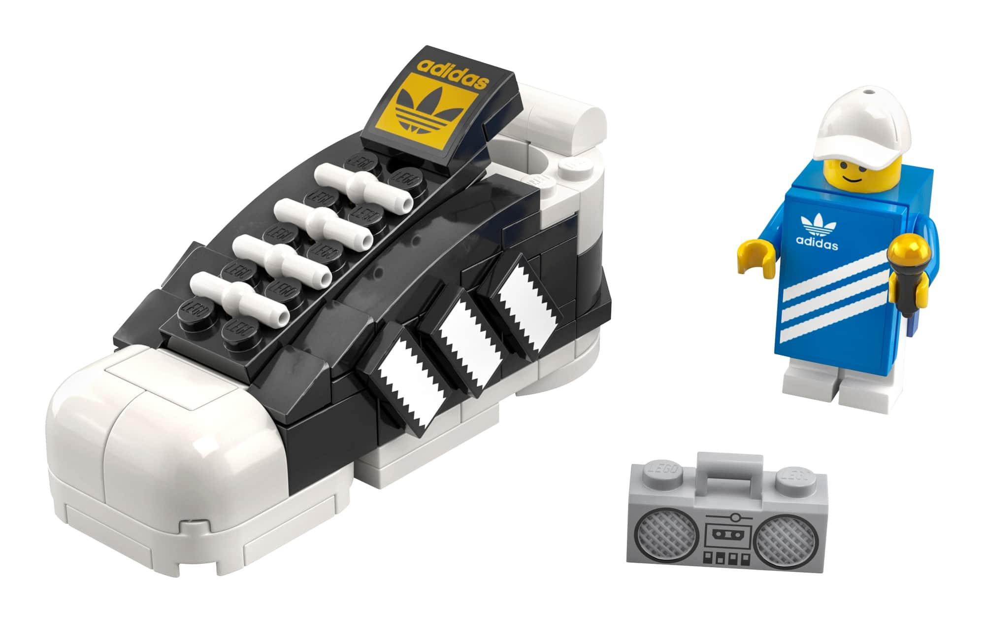 LEGO Miscellaneous 40486 Adidas Originals Superstar 1
