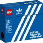LEGO Miscellaneous 40486 Adidas Originals Superstar 2