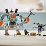 LEGO Monkie Kid 80025 Sandys Power Mech 11